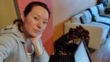 U.S. -- Yulia Fazliakhmetova, Tatar living in NYC, undated