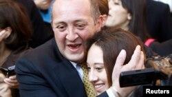 Gürcüstanın yeni prezidenti Georgy Margvelashvili