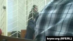 Վլադիմիր Բալուխը դատարանում, արխիվ