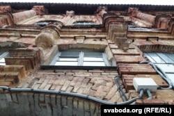 Узор «латгальскага барока» ў Віцебску