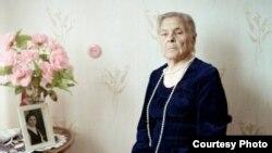 Анастасія Вішнеўская, кіроўца грузавіка