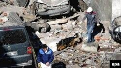 Partlayış nəticəsində 23 nəfər ölüb, 117 nəfər isə yaralanıb