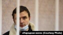 Paval Szpirjin a bíróságon, 2021. január 5-én.
