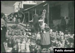 Кірмаш у Пінску, 1936 год