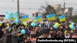Кырым украиннары Кырымны коткарырга чакырды