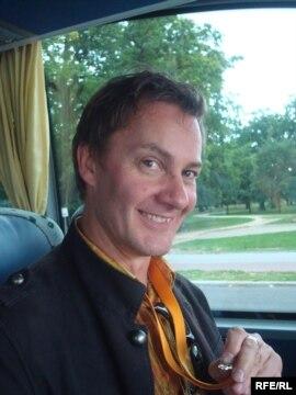Переводчик Роберт Кокон. Берлин 27 сентября 2009 года.