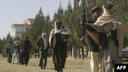 There are many in Afghanistan who would not be happy with the Taliban's wish list for peace negotiations. (file photo)