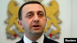 Премьер-министр Грузии Ираклий Гарибашвили.