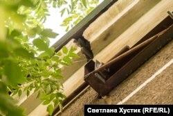 Жилой дом, проданный РЖД вместе с жильцами, Красноярск
