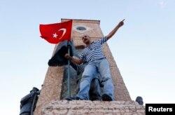 Taksim meydanı - 20 iyun 2013