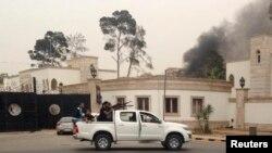 قتال في ليبيا