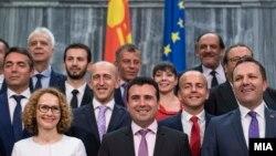 Nova makedonska Vlada i premijer Zoran Zaev