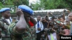 Mirovnjaci UN-a u Obali Slonovače