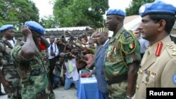 29 мая отмечается Международный день миротворцев ООН