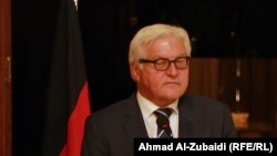 Германскиот министер за надворешни работи Франк Валтер Штајнмаер
