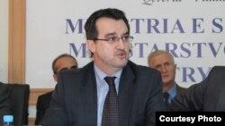 Ministri i Shëndetësisë, Ferid Agani.