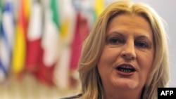 Edita Tahiri - foto arkivi