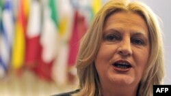 Ministrja për Dialog, Edita Tahiri.