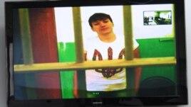 В заседании областного суда в Ростове-на-Дону Надежда Савченко участвовала по видеосвязи