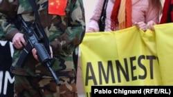 68 bürosu olan «Amnesty International»ın illik büdcəsi təxminən 200 milyon dollardır