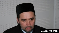 Ildus Faiz has been elected as the new religious leader of Tatarstan's Muslims.
