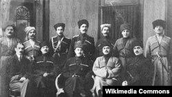 Горская республика (Союз горцев Северного Кавказа)