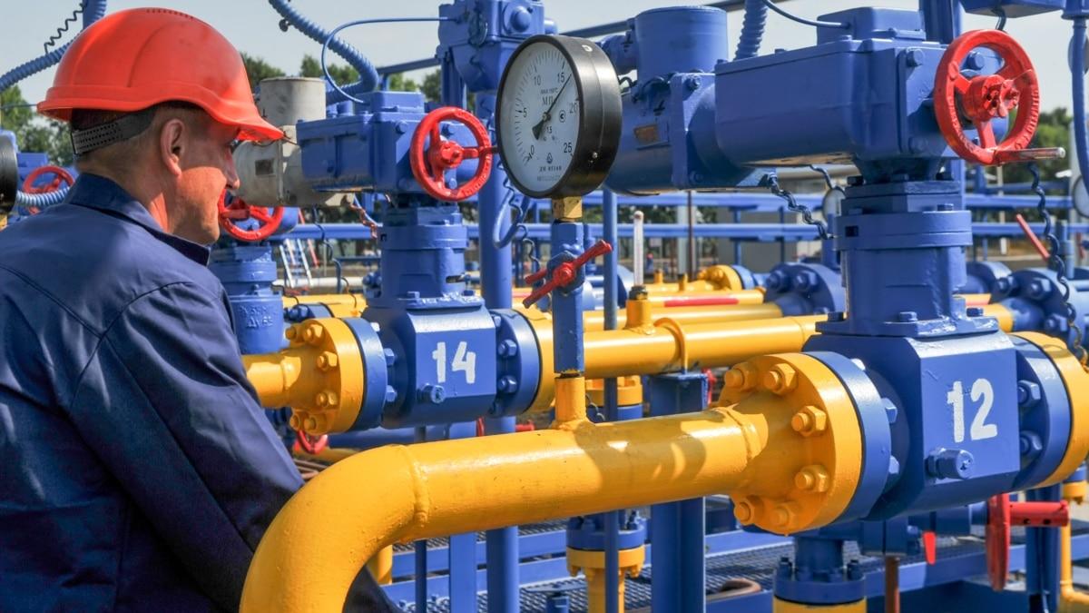 Оператор ГТС Украины сообщает о первый транзит газа между двумя странами ЕС