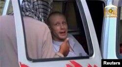 Сержант армии США Боу Бергдал, освобожденный из плена талибов