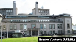 Zgrada Haškog tribunala, ilustrativna fotografija