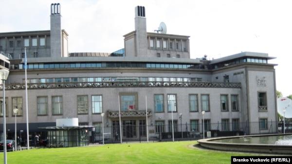 Zgrada Haškog tribunala
