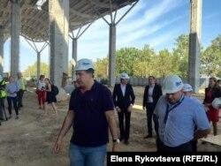 Михаил Саакашвили инспектирует Одессу