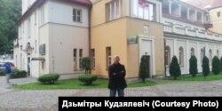 Дзьмітры Кудзялевіч празь перасьлед шукае палітычнага прыстанішча ў Польшчы