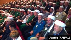 Башкортстан мөселманнары диния нәзарәте җыены, архив фотосы