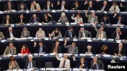 Avropa Parlamenti, Strasbourg