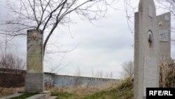 «Сыпырхан ата» зираттар қорымы. Шымкент, 3 ақпан 2010 жыл.