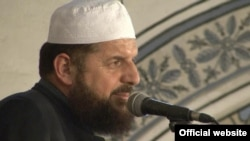 Shefqet Krasniqi, imam of the Grand Mosque in Pristina, was charged in February.