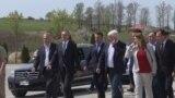 Partia e Pavarur Liberale proteston në Merdare
