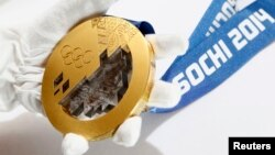 A whistle-blower has claimed that some Russian gold medal winners at the Sochi WInter Olympics were using performance/enhancing drugs. (file photo)