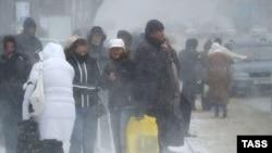 Сибирскую зиму не отменяет даже всемирное потепление