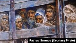 Рустем Эминов. «Поезд смерти»