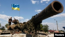Ілюстраційне фото із зони бойових дій на Донбасі