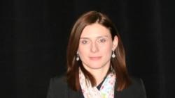 თეონა აქუბარდია საქართველოში დემოკრატიის მდგომარეობასა და აშშ-სთან კომუნიკაციაზე