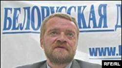 Belarus - Pyotar Martsau, journalist, 15Jul2008