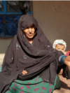 AFGHANISTAN -- URUZGAN, Mariam says she vividely rembers the day Australian forces killed her son Rozi Khan.
