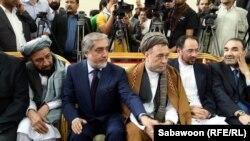 Улуттук коалициянын ана башы доктор Абдулла Абдулла өзүн президенттикке талапкер деп жарыялагандан кийин. 1-октябрь 2013