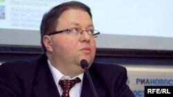 Жоғарғы арбитраждық сот басшысы Антон Иванов. Мәскеу, 2 желтоқсан 2009 жыл.