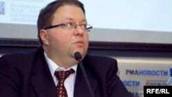 Антон Иванов, председатель Высшего арбитражного суда России.
