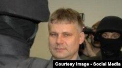 Йиржи Кайинек на одном из судебных заседаний по его делу