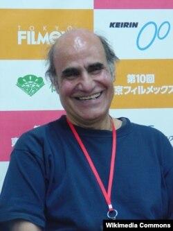 İranlı rejissor Amir Naderi.