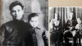 Chyngyz Aytmatov Phot in Museum Osh Aytmatov childhood December 2017